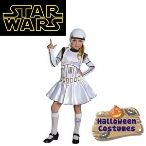 Other - Stormtrooper Girl Star Wars Costume